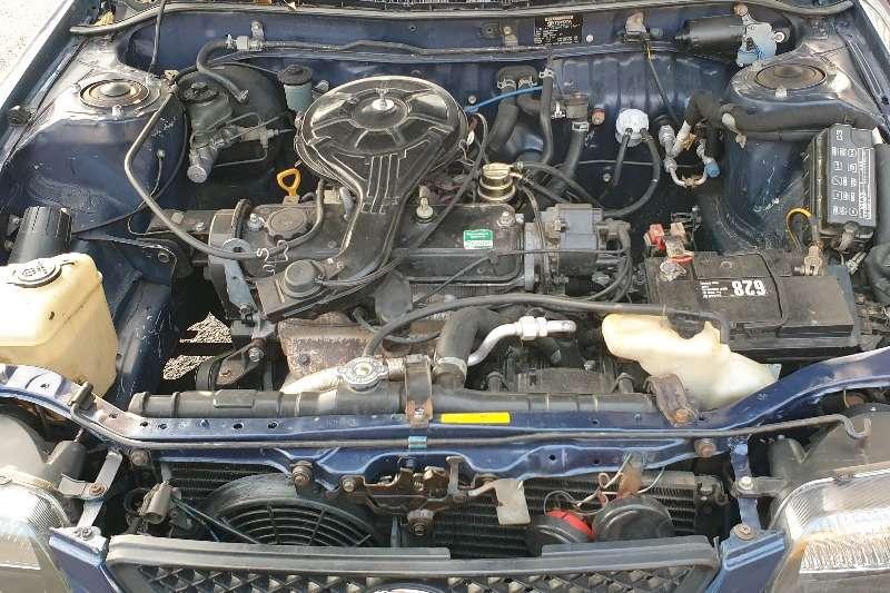 2005 Toyota Tazz