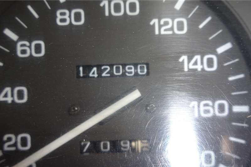 2001 Toyota Tazz