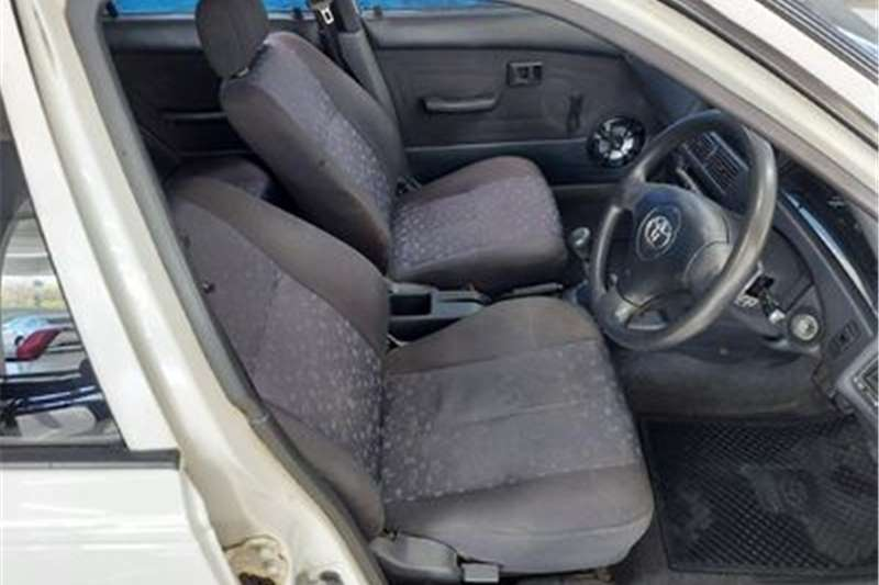 0 Toyota Tazz
