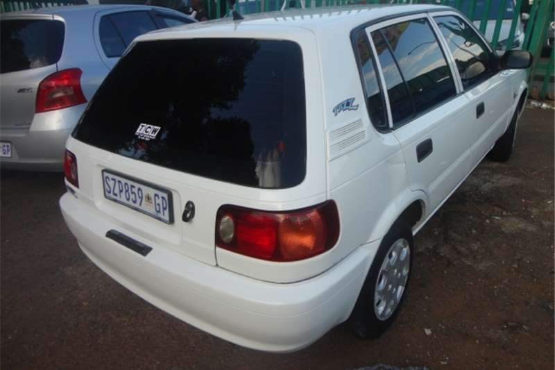 Toyota Tazz For Sale In Gauteng Auto Mart