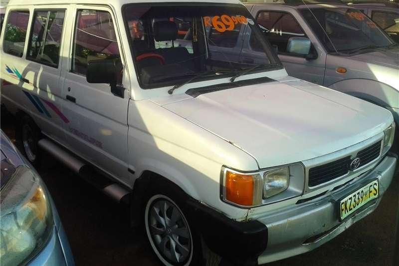 Toyota Venture 1994