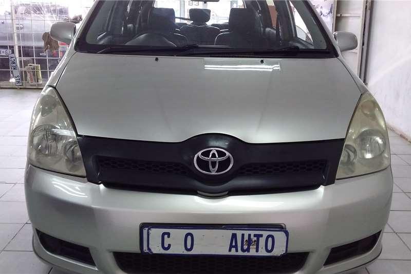 Toyota Verso 1.6 S 2005