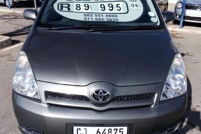 Toyota Verso 1.6 S 2006