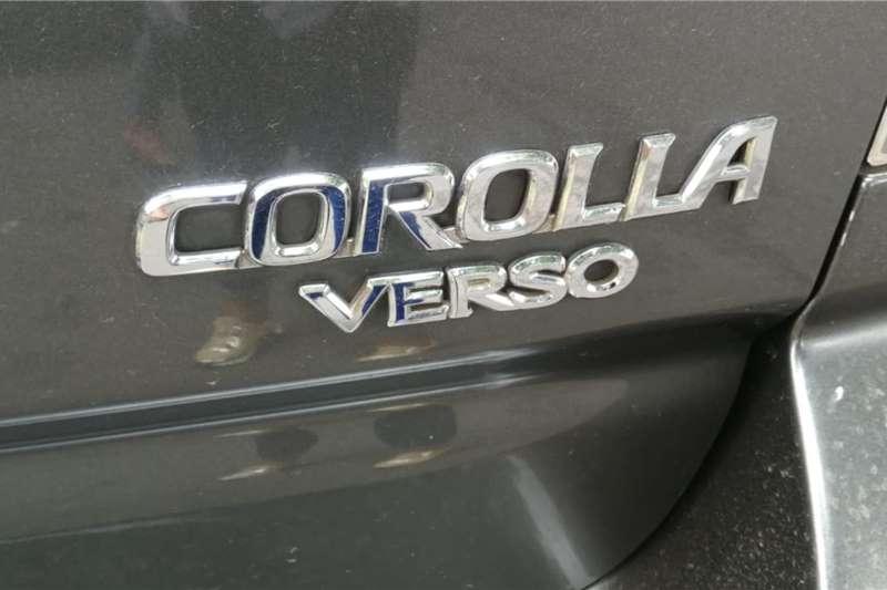 Used 2006 Toyota Verso 1.6 S
