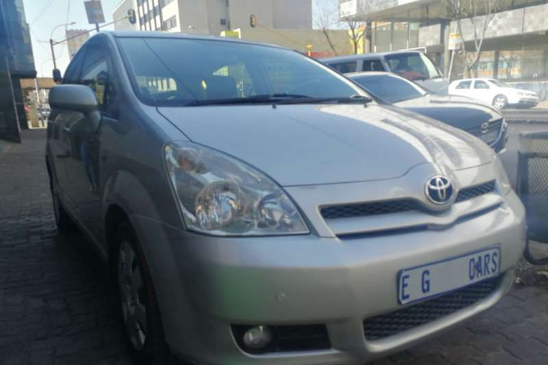 Toyota Verso 1.6 S 2007
