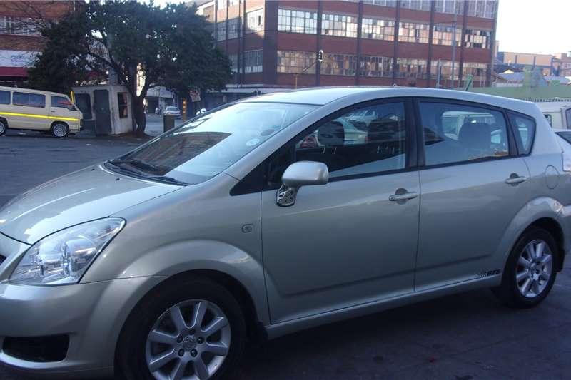 Used 2007 Toyota Verso 1.6 S