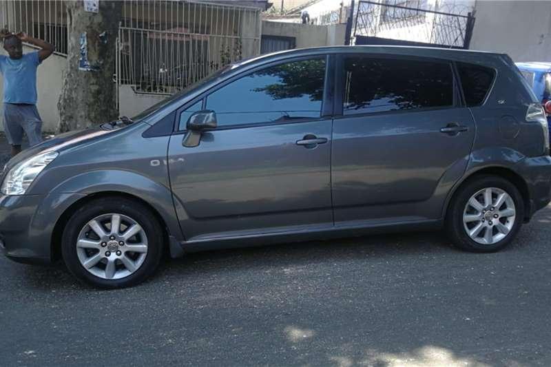 Used 2008 Toyota Verso 1.6 S