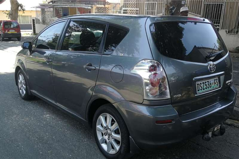 Toyota Verso 1.6 S 2008