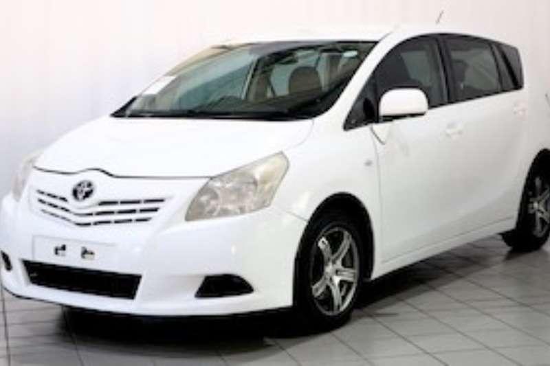 Toyota Verso 1.6 S 2010