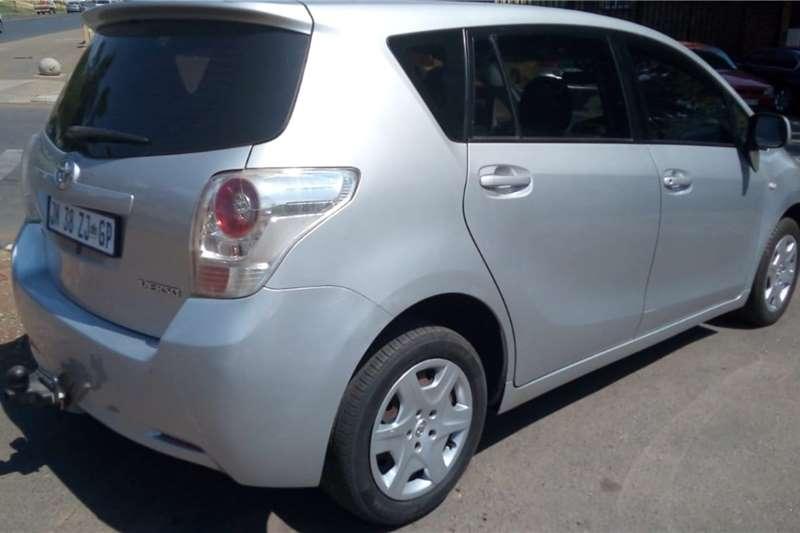 Used 2010 Toyota Verso 1.6 S