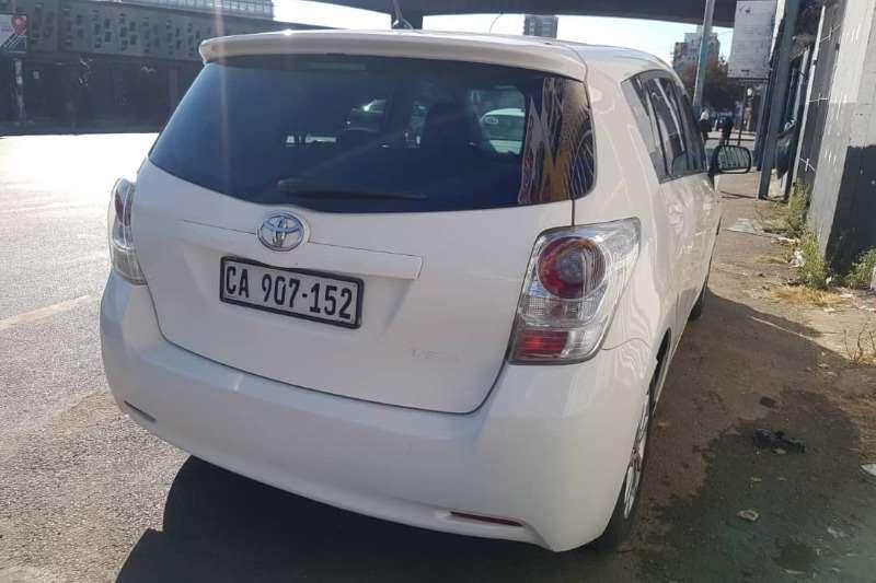 Toyota Verso 1.6 S 2011