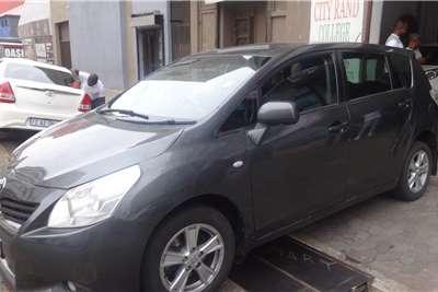 Toyota Verso 1.6 S 2012