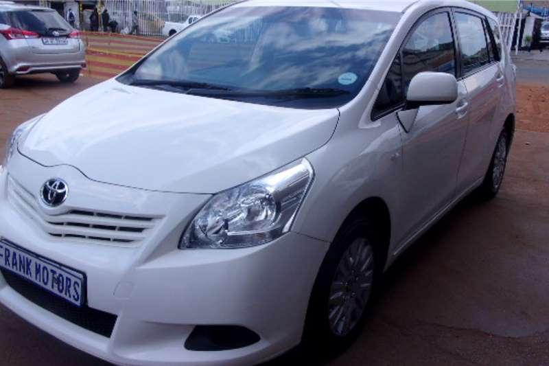 Used 2012 Toyota Verso 1.6 S