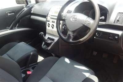 Toyota Verso 1.6 SX 2005