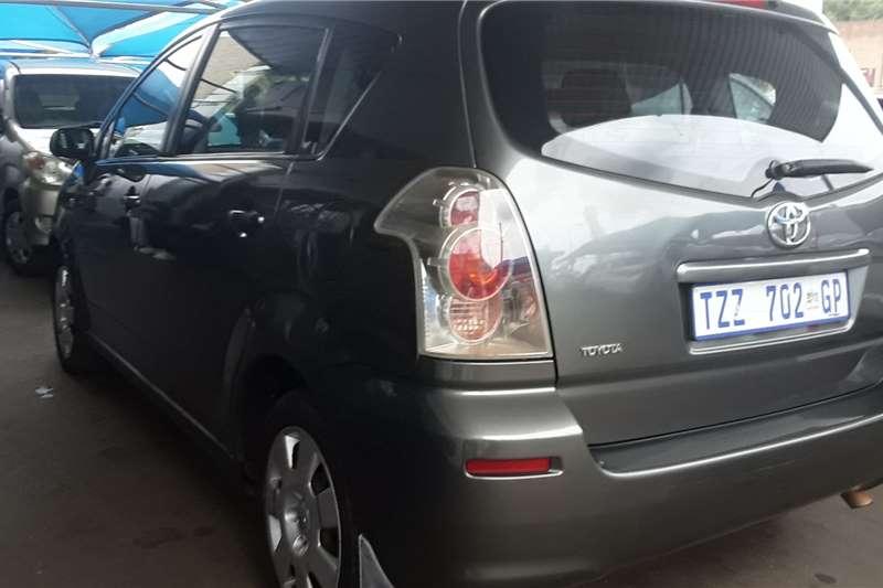 Used 2006 Toyota Verso 1.6 SX