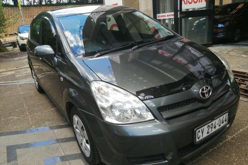 Toyota Verso 1.6 SX 2007