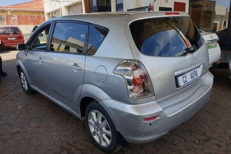Used 2007 Toyota Verso 1.6 SX