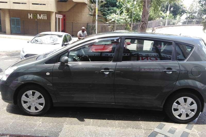 Toyota Verso 1.6 SX 2008