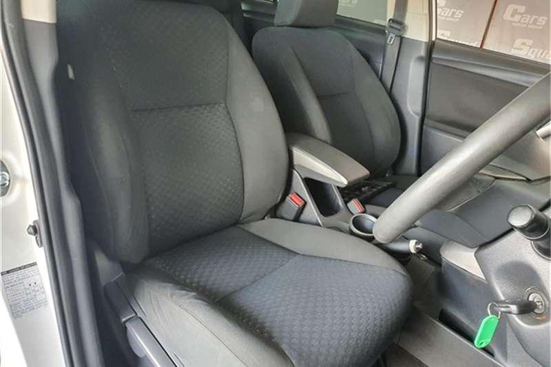 Used 2010 Toyota Verso 1.6 SX