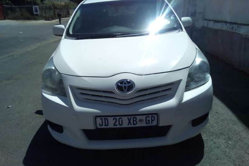 Toyota Verso 1.6 SX 2011