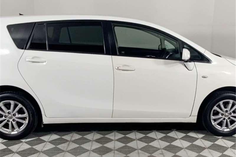 2012 Toyota Verso Verso 1.6 SX