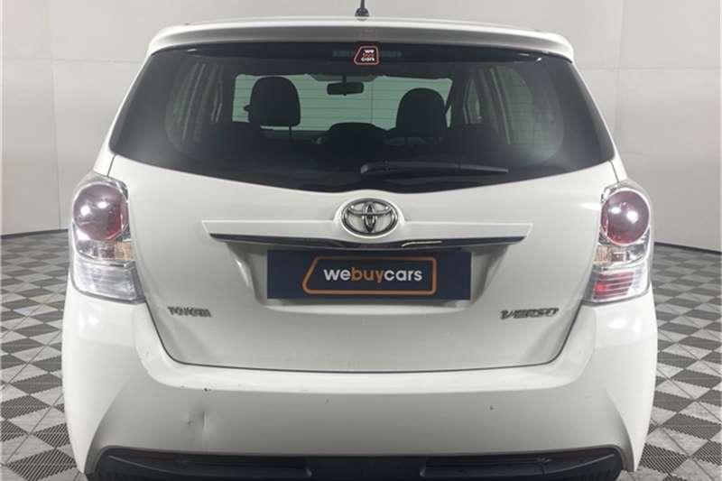 2014 Toyota Verso Verso 1.6 SX