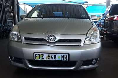 Toyota Verso 1.8 SX 2007