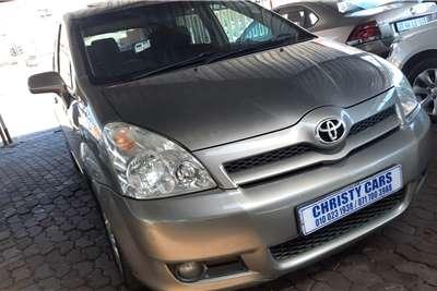 Used 2008 Toyota Verso 1.8 SX