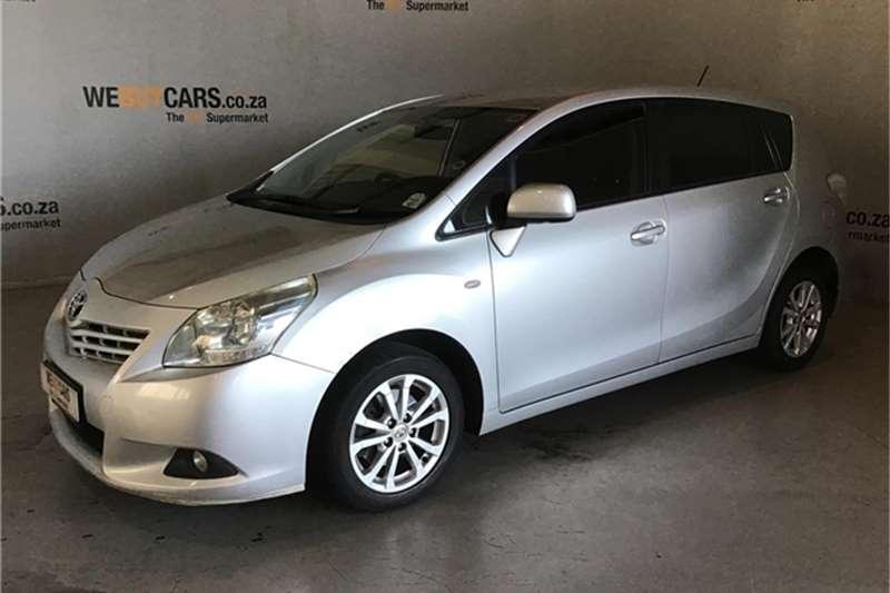 Toyota Verso 1.8 SX 2011