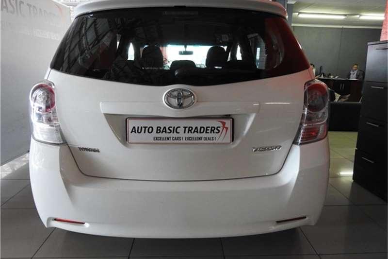 Toyota Verso 1.8 SX 2012