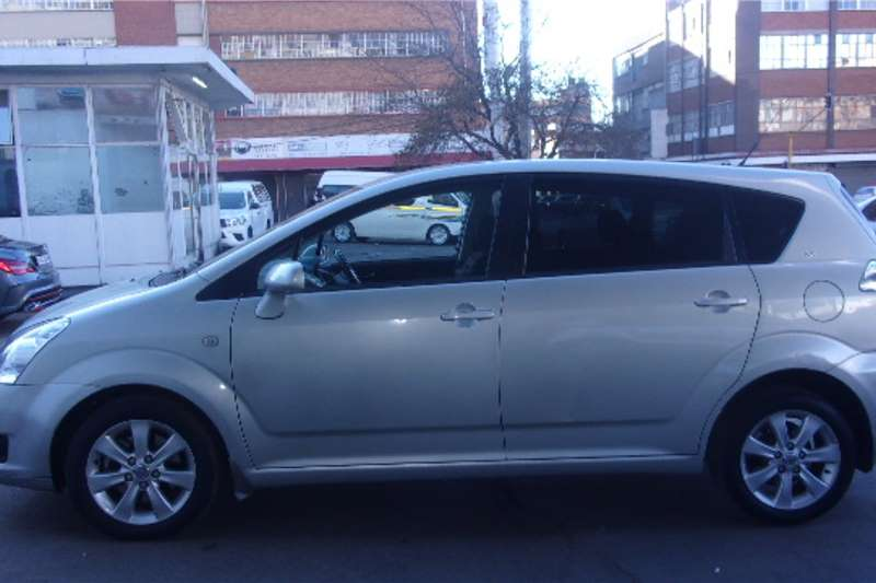 Used 2007 Toyota Verso 1.8 TX