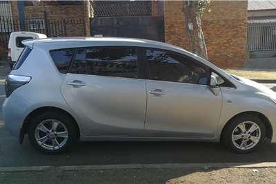 Used 2010 Toyota Verso 1.8 TX