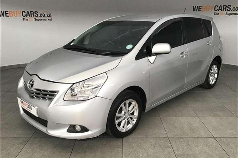 Toyota Verso 1.8 TX 2012