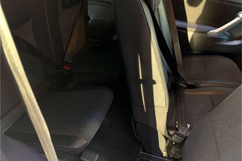 Toyota Verso 2.0D 4D TX 2012