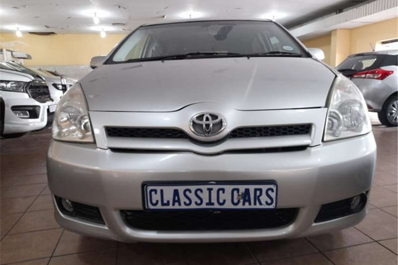 Used 2007 Toyota Verso