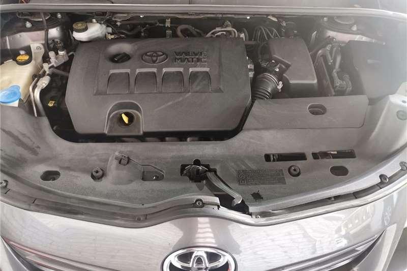 Used 2011 Toyota Verso