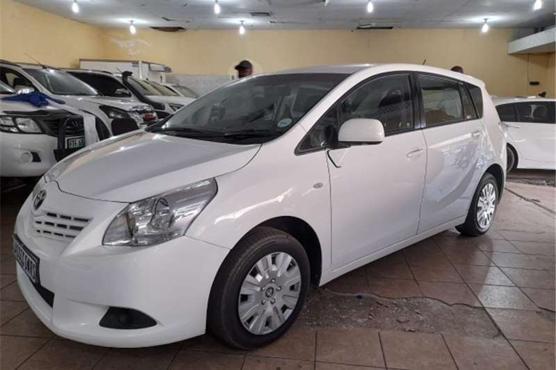 Used 2012 Toyota Verso