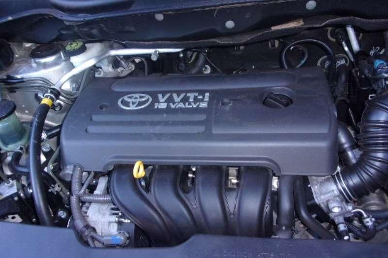 2008 Toyota Verso 1.8 SX