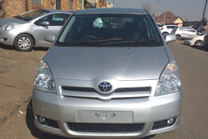 2008 Toyota Verso 1.6 SX