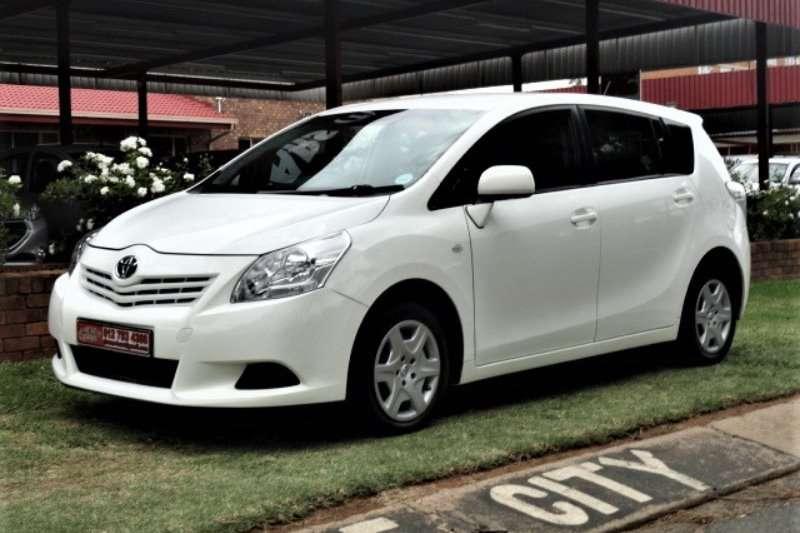 2011 Toyota Verso 1.6 S