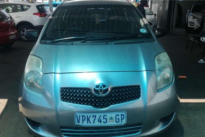 Toyota Yaris 1.0 2007