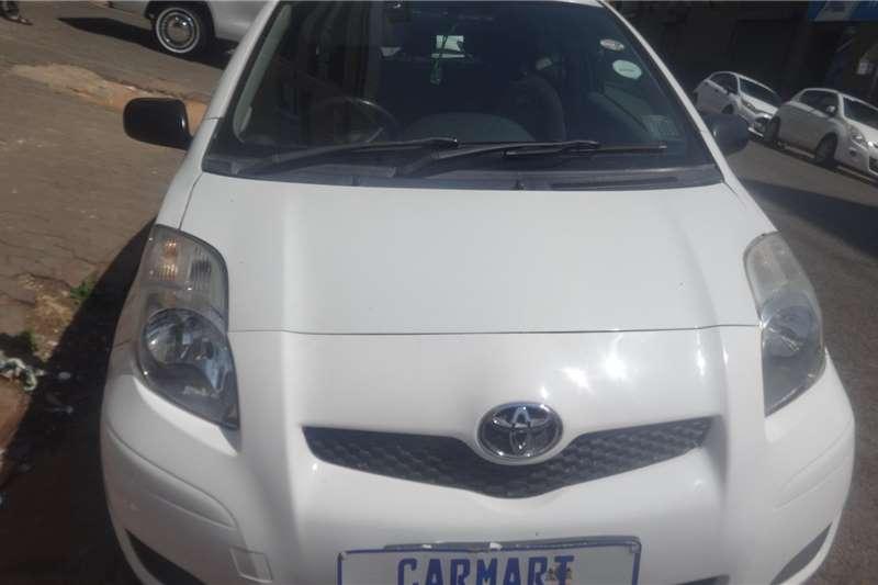 Toyota Yaris 1.0 2010