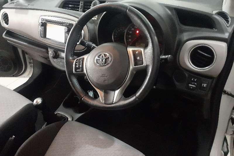 Toyota Yaris 1.0 2012