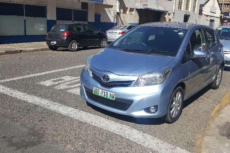 Used 2014 Toyota Yaris 1.0