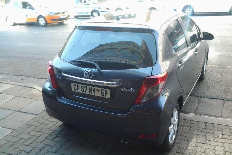 Toyota Yaris 1.0 2015