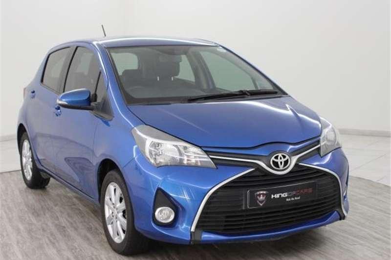 Toyota Yaris 1.0 2016