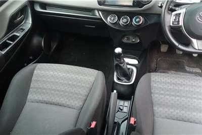 2016 Toyota Yaris Yaris 1.0