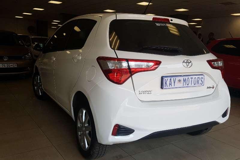 Toyota Yaris 1.0 2017