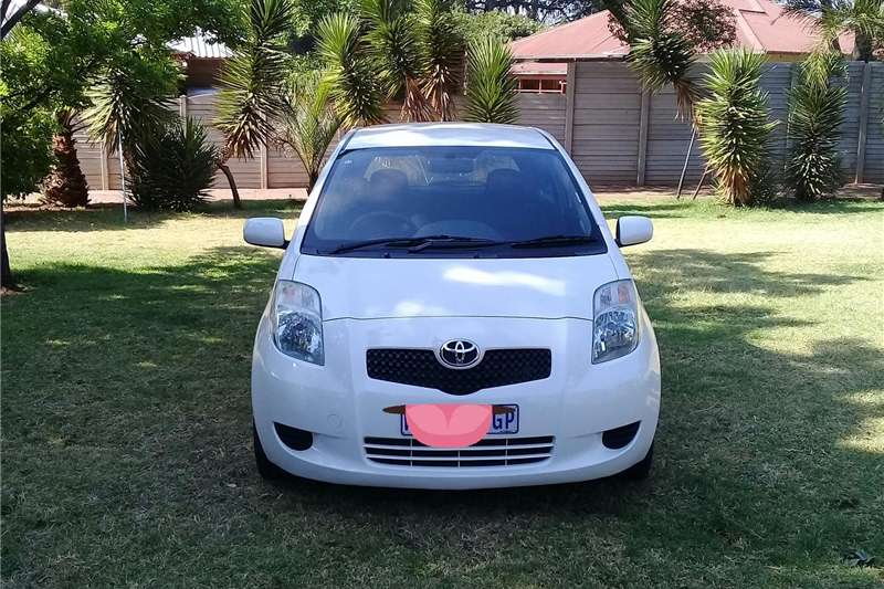 Toyota Yaris 1.0 3 door T1 2007