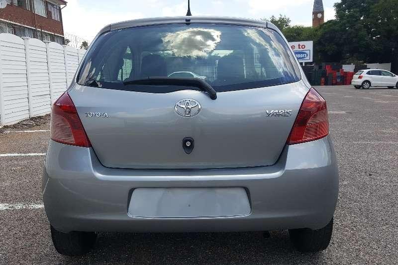 Toyota Yaris 1.0 3 door T1 2008